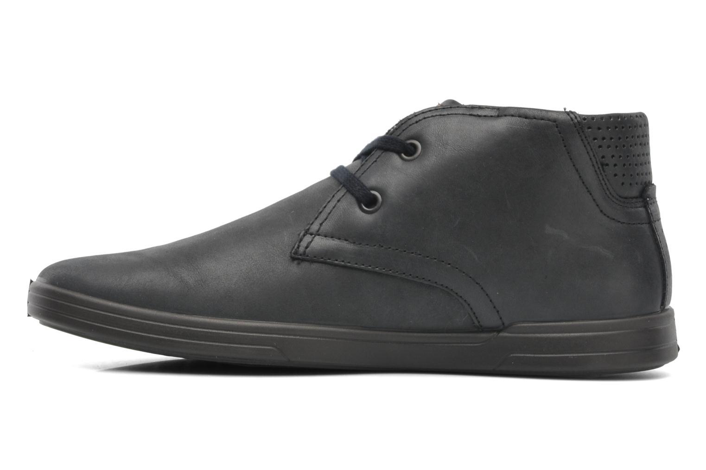 Chaussures à lacets TBS Enrike Noir vue face
