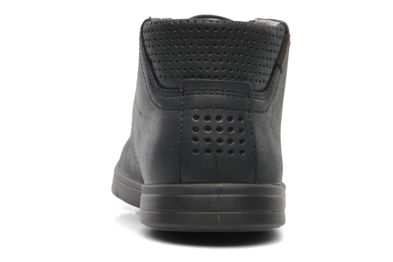 Chaussures à lacets TBS Enrike Noir vue droite