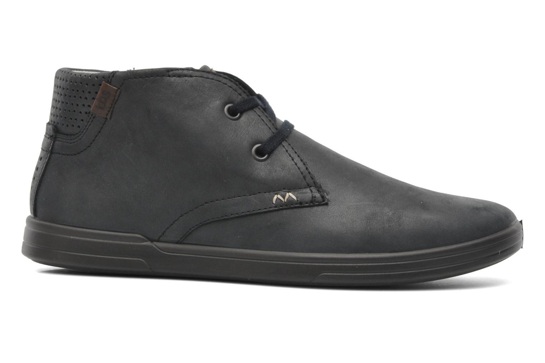 Chaussures à lacets TBS Enrike Noir vue derrière