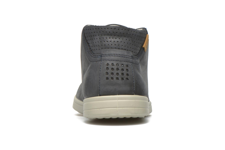 Chaussures à lacets TBS Enrike Bleu vue droite