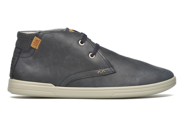Chaussures à lacets TBS Enrike Bleu vue derrière