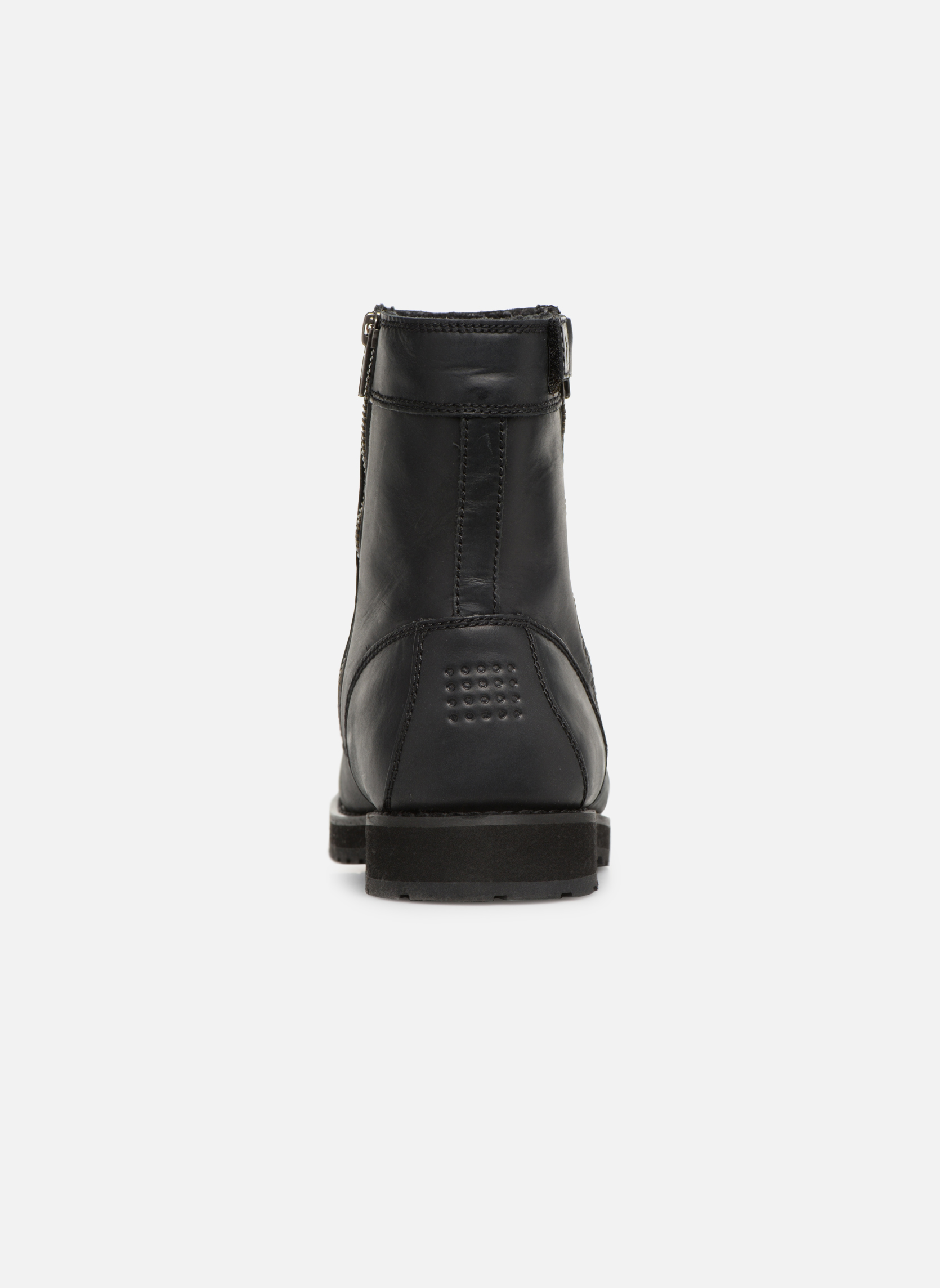 Boots & wellies TBS Quamer Black view from the right