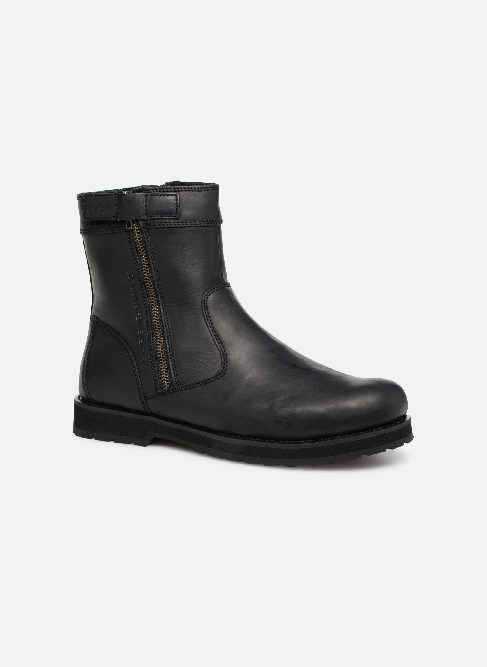 Boots & wellies TBS Quamer Black detailed view/ Pair view