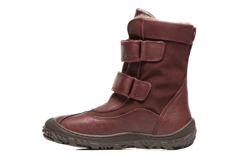 Bottines et boots Bisgaard Dorthe Bordeaux vue face