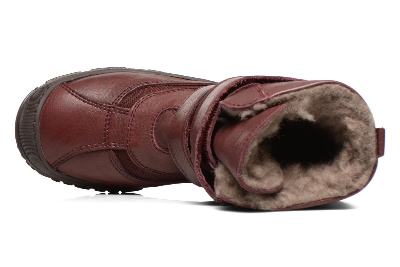 Bottines et boots Bisgaard Dorthe Bordeaux vue gauche