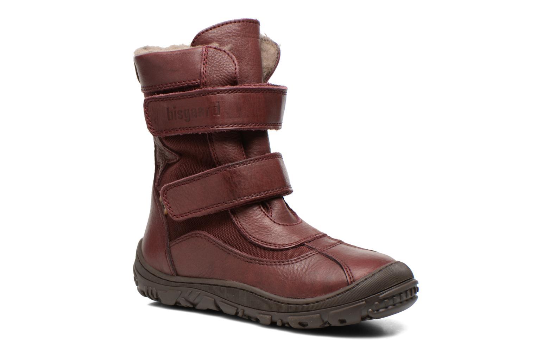Bottines et boots Bisgaard Dorthe Bordeaux vue détail/paire