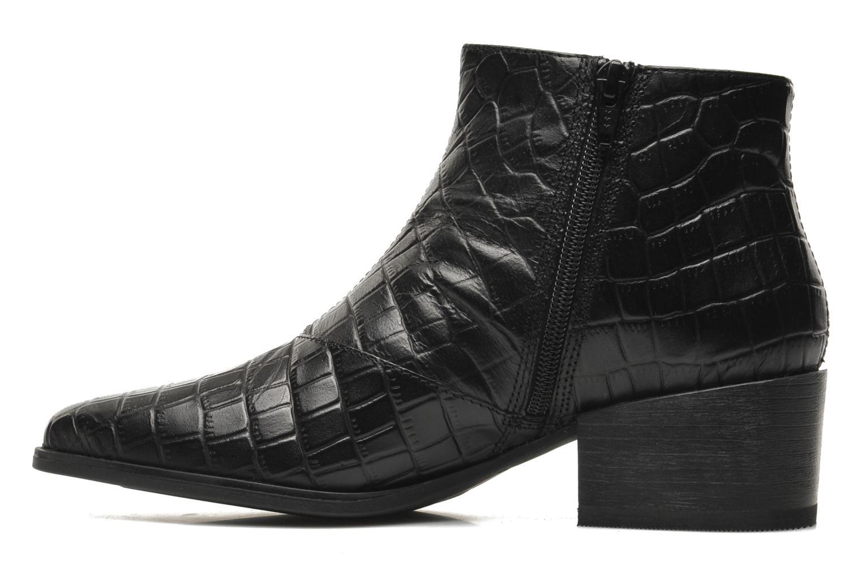 Boots en enkellaarsjes Vagabond MARJA 3813-308 Zwart voorkant
