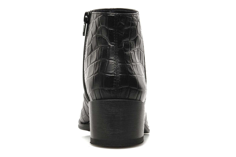 Boots en enkellaarsjes Vagabond MARJA 3813-308 Zwart rechts
