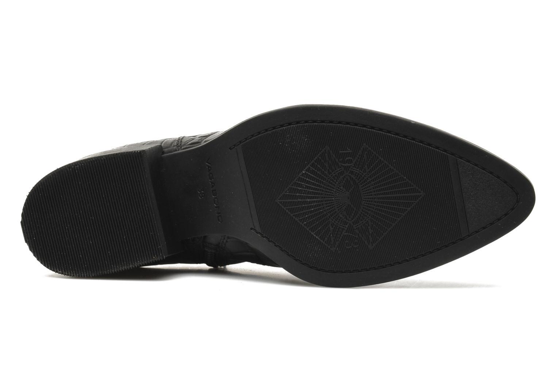 Boots en enkellaarsjes Vagabond MARJA 3813-308 Zwart boven