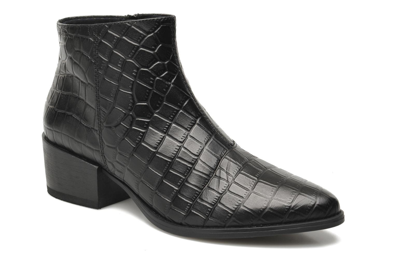 Boots en enkellaarsjes Vagabond MARJA 3813-308 Zwart detail