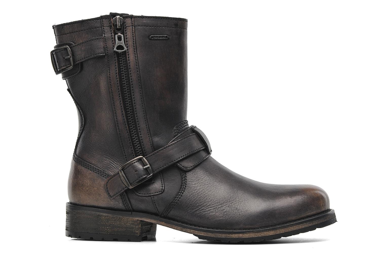 Boots en enkellaarsjes Pepe jeans Melting Biker Heritage Zwart achterkant