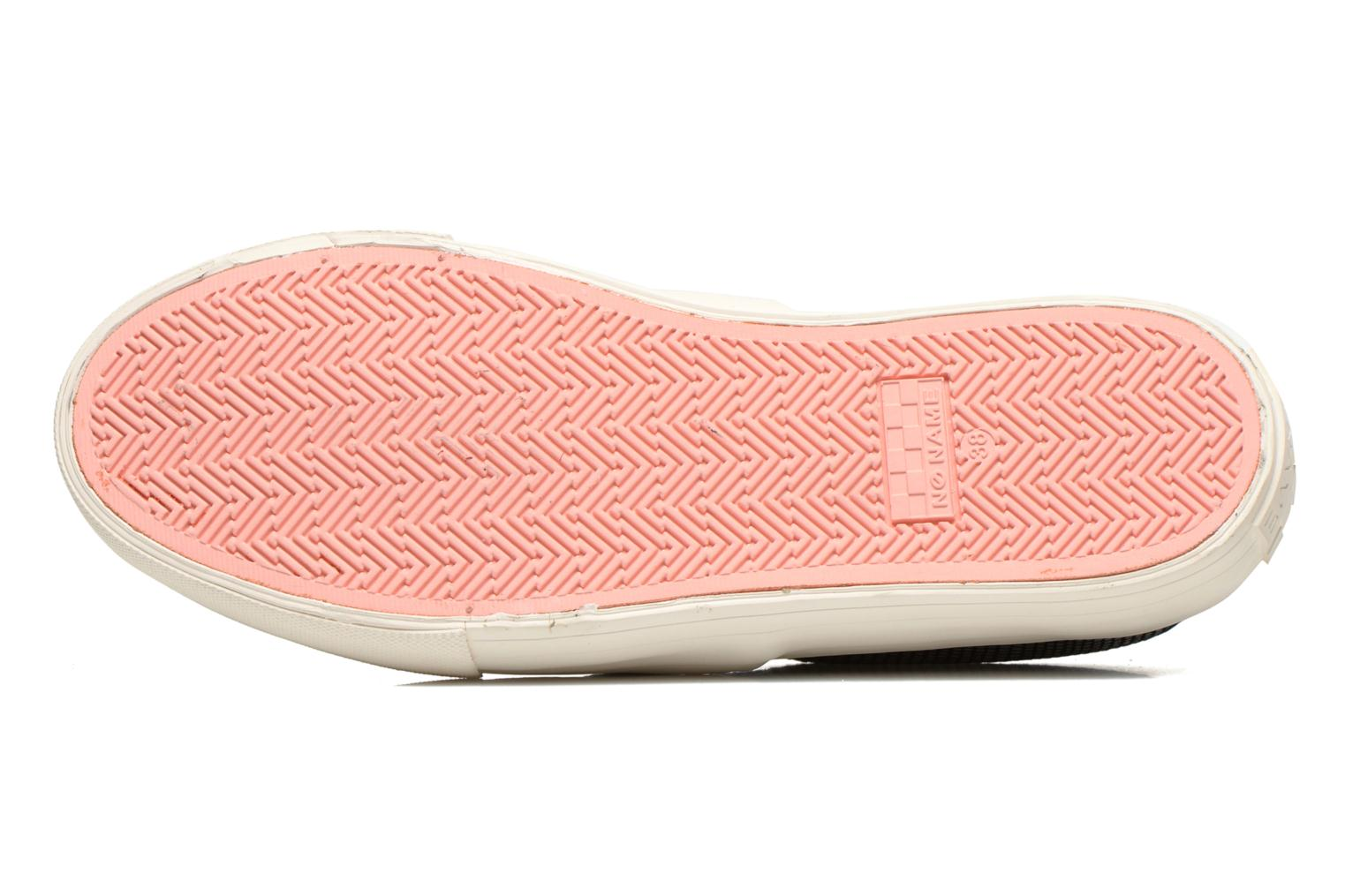 Sneakers No Name Arcade Slip On Zilver boven