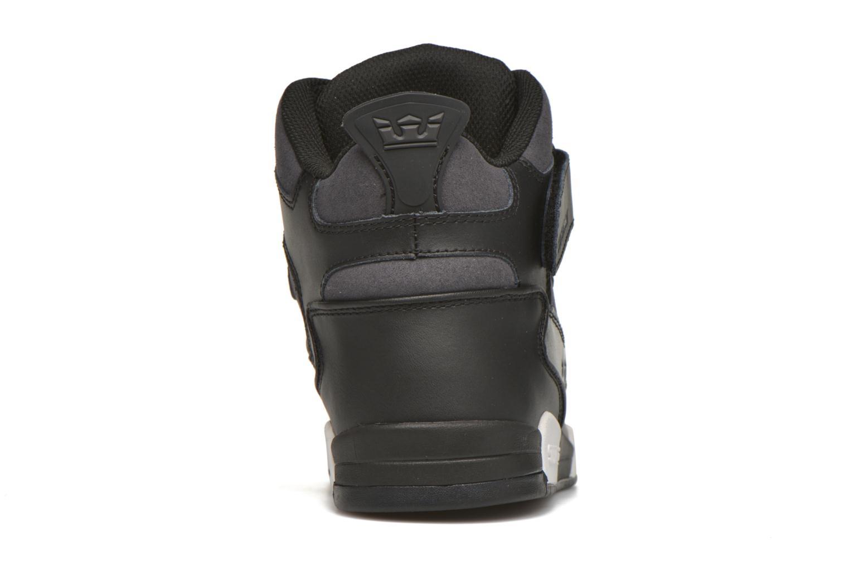 Sneaker Supra Bleeker schwarz ansicht von rechts
