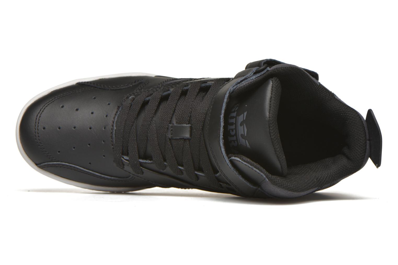 Baskets Supra Bleeker Noir vue gauche