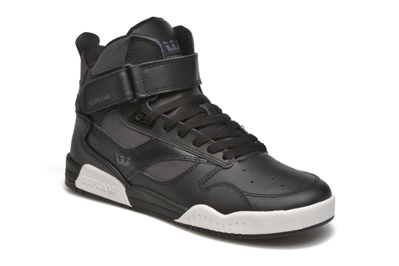 Sneaker Supra Bleeker schwarz detaillierte ansicht/modell