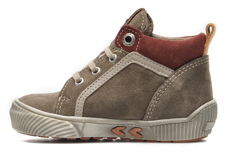 Sneaker Bopy BOB grau ansicht von vorne