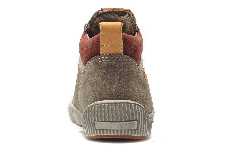 Sneaker Bopy BOB grau ansicht von rechts