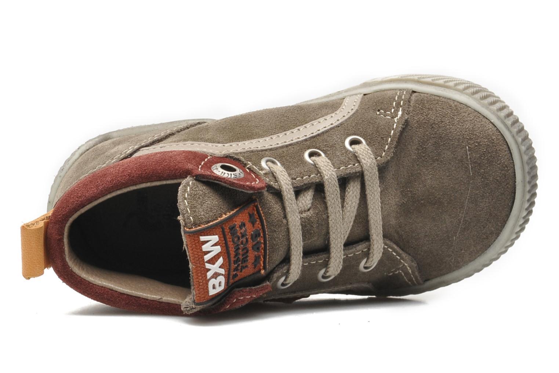Sneaker Bopy BOB grau ansicht von links