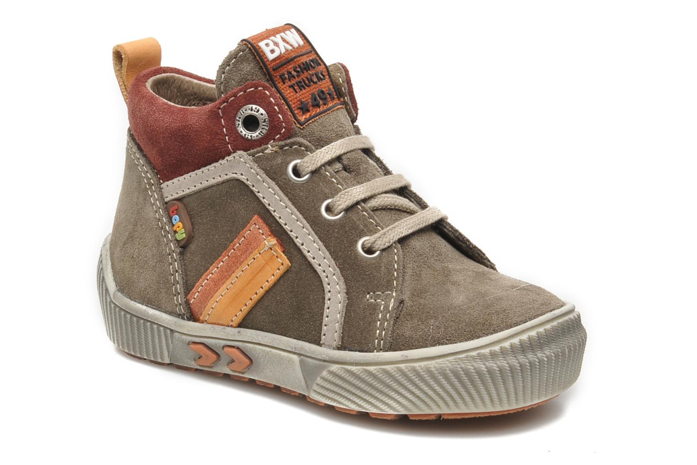Sneakers Bopy BOB Grijs detail
