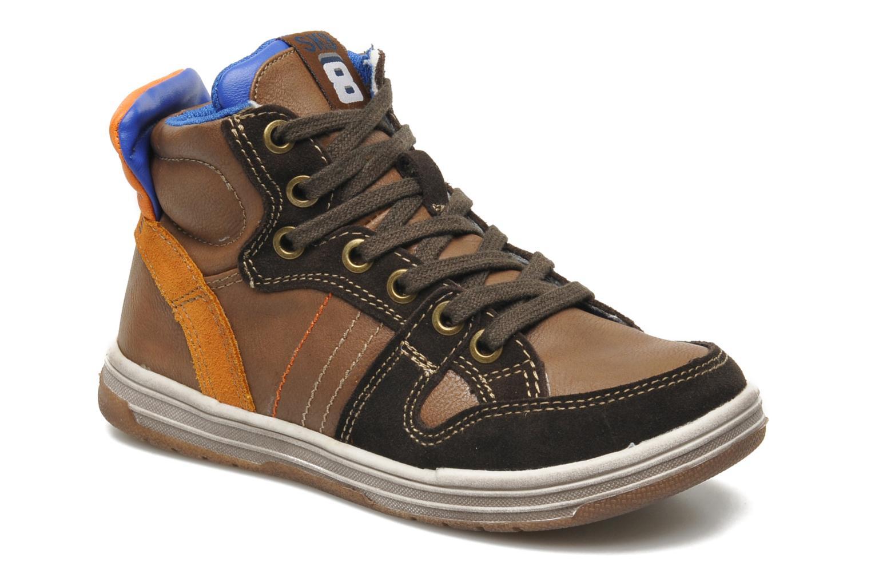Sneaker Bopy TOTUZOR braun detaillierte ansicht/modell
