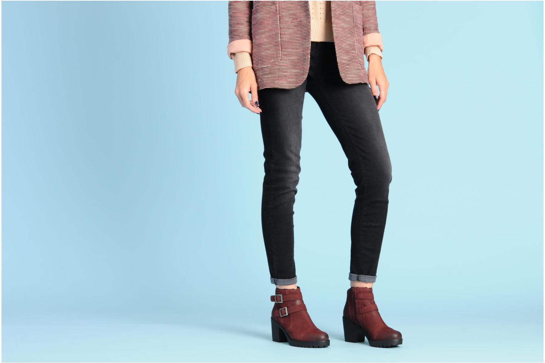 Stiefeletten & Boots Vagabond GRACE 3827-250 schwarz ansicht von unten / tasche getragen