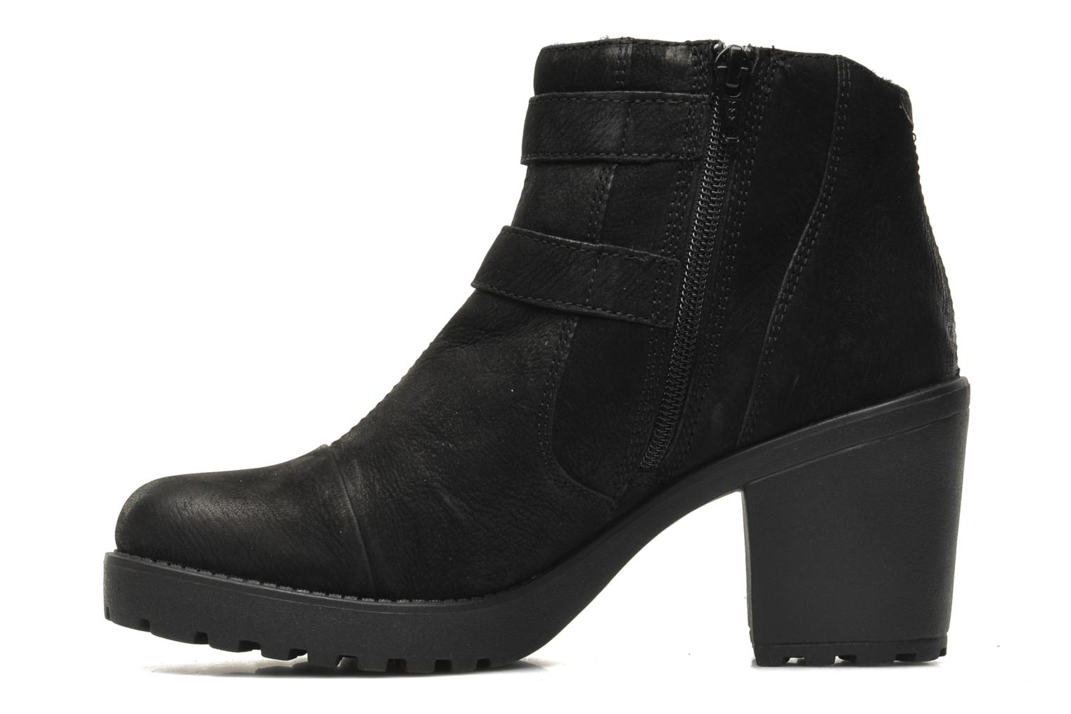 Bottines et boots Vagabond GRACE 3827-250 Noir vue face
