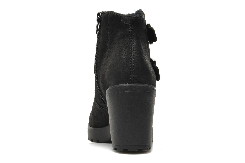 Boots en enkellaarsjes Vagabond GRACE 3827-250 Zwart rechts