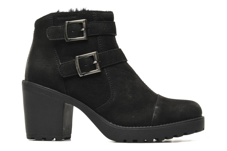 Boots en enkellaarsjes Vagabond GRACE 3827-250 Zwart achterkant