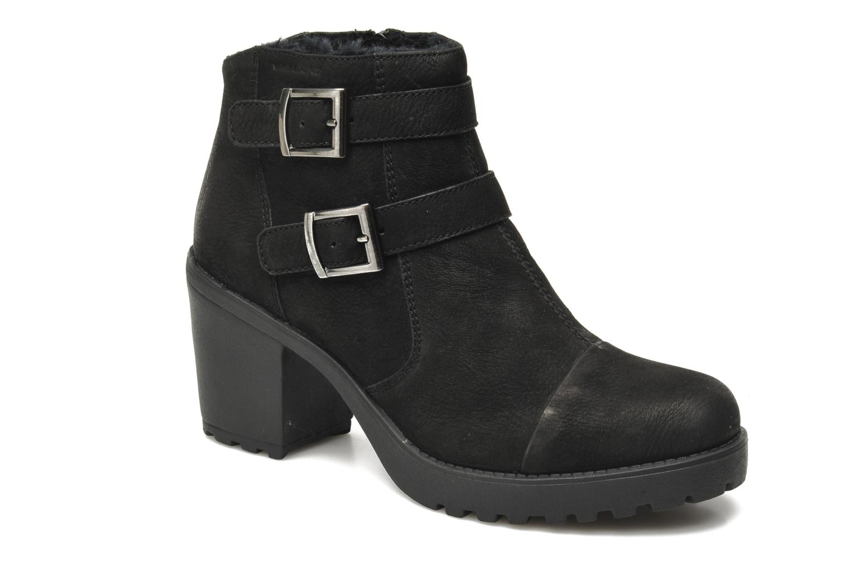 Boots en enkellaarsjes Vagabond GRACE 3827-250 Zwart detail