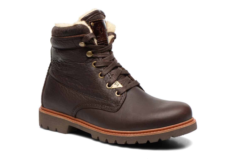 Chaussures à lacets Panama Jack marron Casual homme pUzXoHoF