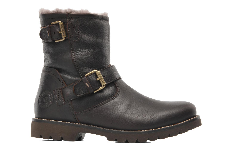 Boots en enkellaarsjes Panama Jack Faust Igloo Bruin achterkant