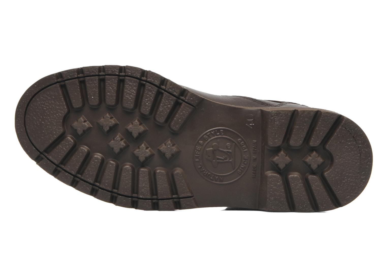 Bottines et boots Panama Jack Faust Igloo Marron vue haut