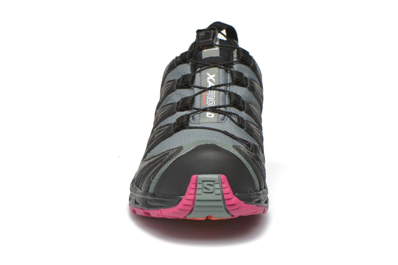 Chaussures de sport Salomon XA Pro 3D GTX W Noir vue portées chaussures