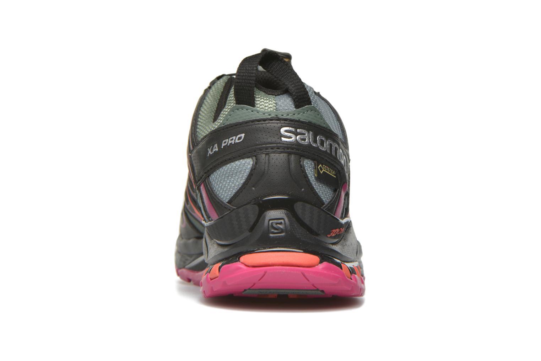 Chaussures de sport Salomon XA Pro 3D GTX W Noir vue droite