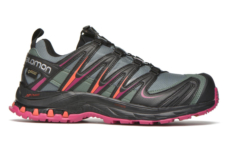 Chaussures de sport Salomon XA Pro 3D GTX W Noir vue derrière