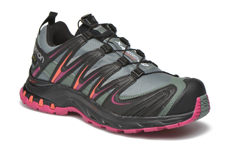 Chaussures de sport Salomon XA Pro 3D GTX W Noir vue détail/paire
