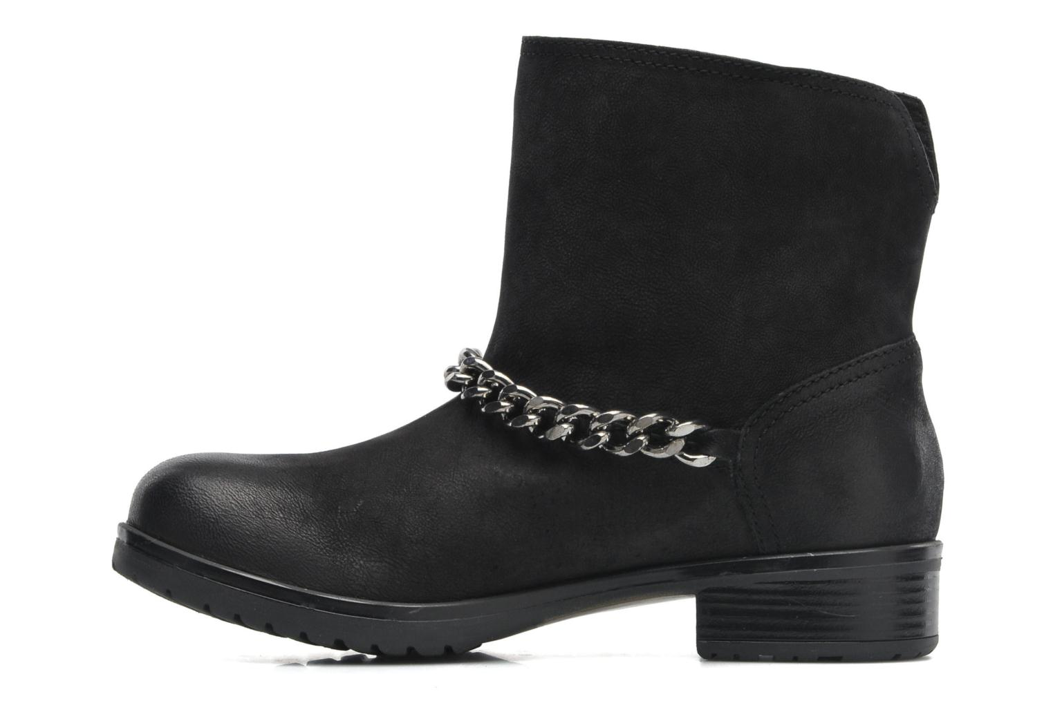 Ankle boots Redskins Lepica Black front view