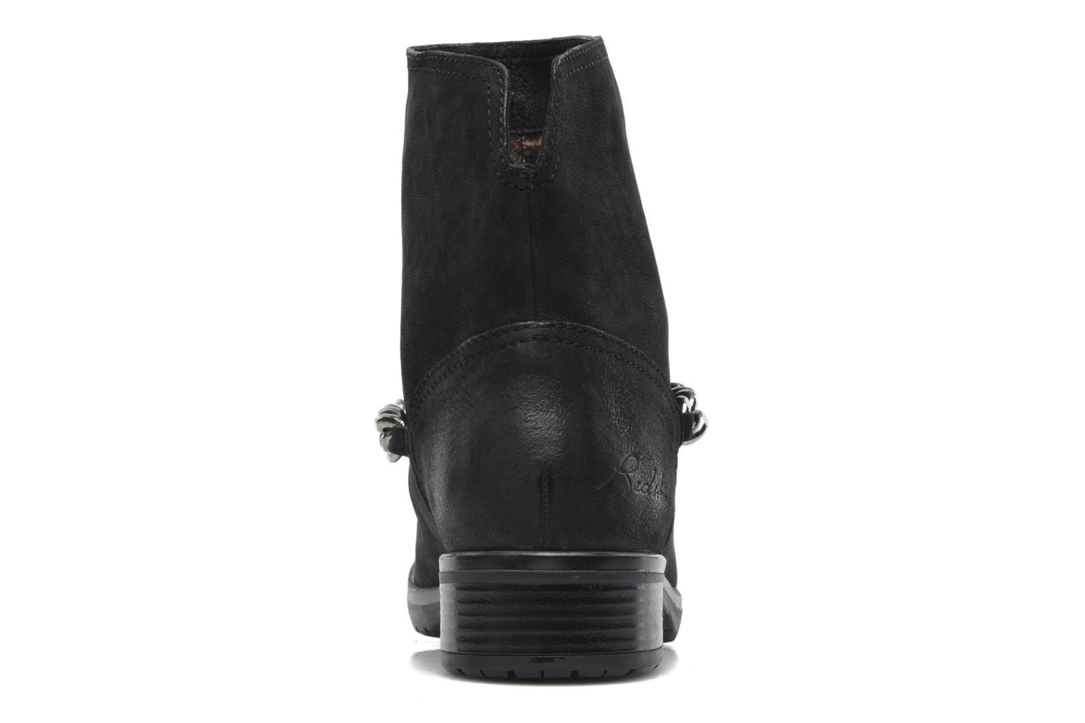 Ankle boots Redskins Lepica Black view from the right