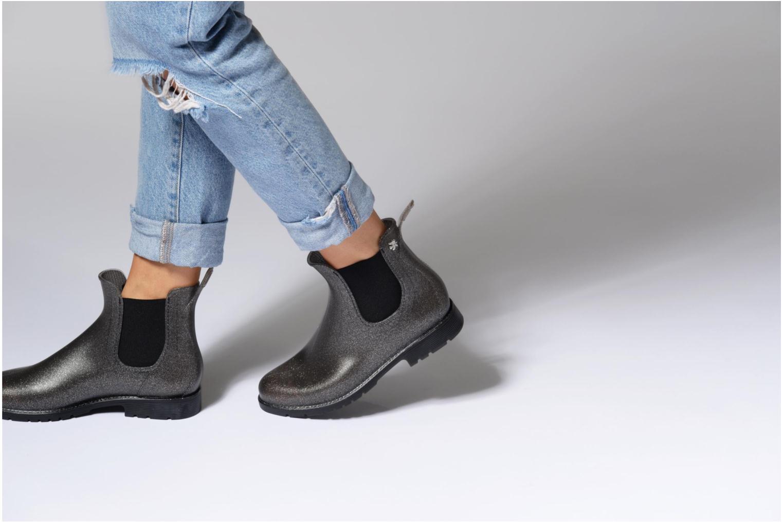Boots en enkellaarsjes Méduse Jumpail Zwart onder