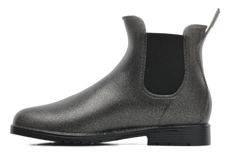 Boots en enkellaarsjes Méduse Jumpail Zwart voorkant