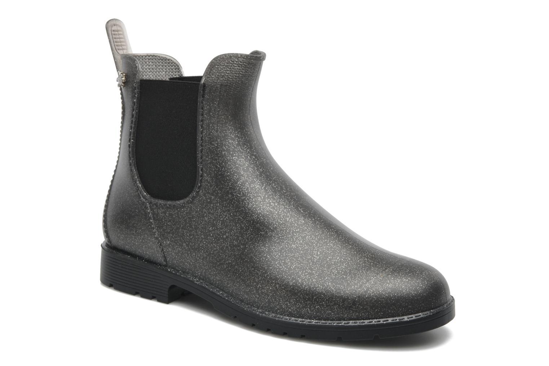 Boots en enkellaarsjes Méduse Jumpail Zwart detail
