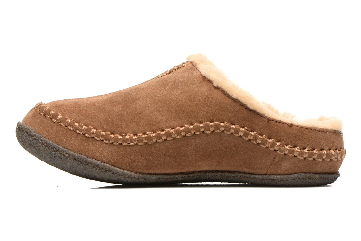 Chaussons Sorel Falcon Ridge Marron vue face