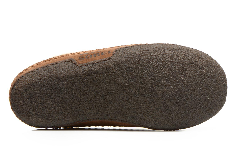 Pantoffels Sorel Falcon Ridge Bruin boven