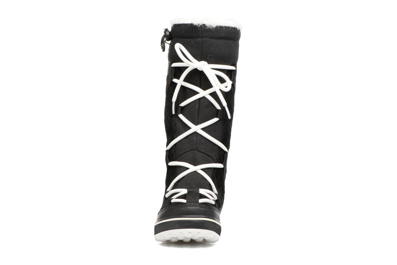 Chaussures de sport Sorel Glacy Explorer Noir vue portées chaussures