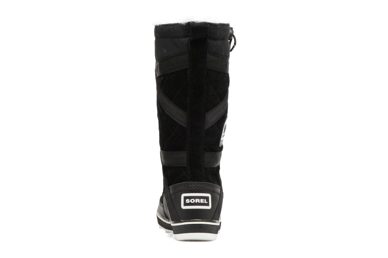 Chaussures de sport Sorel Glacy Explorer Noir vue droite