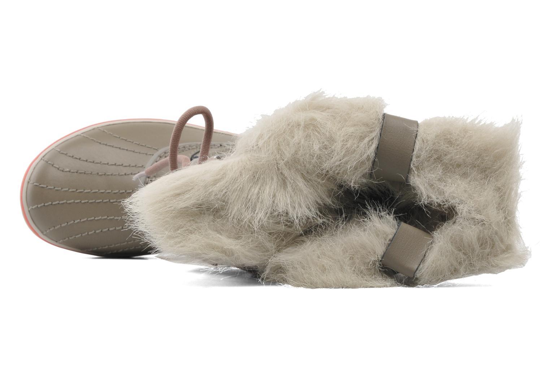 Chaussures de sport Sorel Tofino Organza Gris vue gauche
