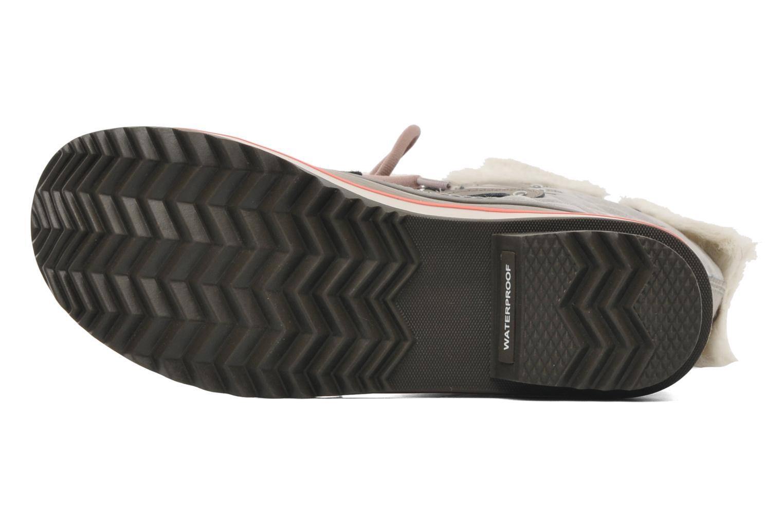 Chaussures de sport Sorel Tofino Organza Gris vue haut