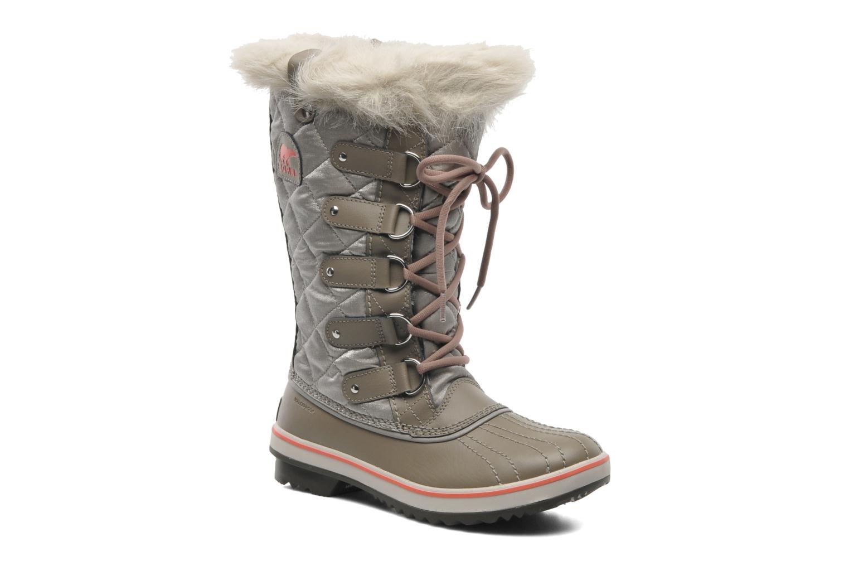 Chaussures de sport Sorel Tofino Organza Gris vue détail/paire