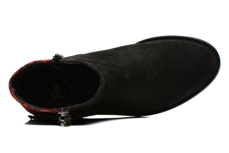 Bottines et boots Yep Amelle Noir vue gauche
