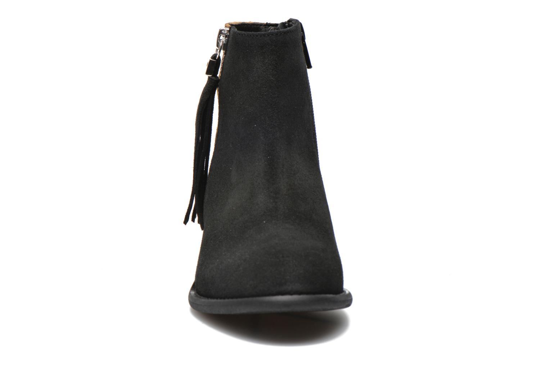 Boots en enkellaarsjes Yep Amelle Zwart model